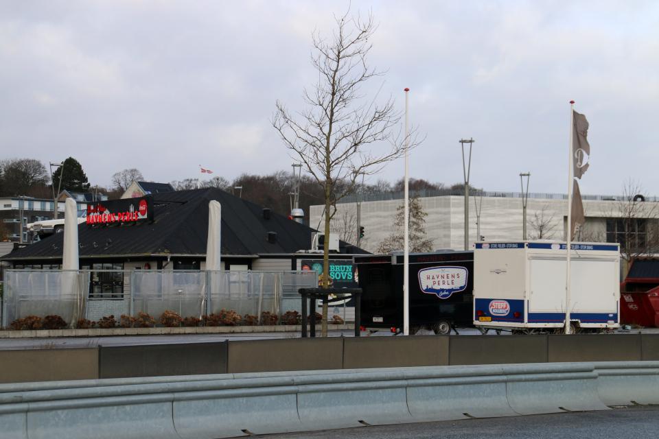 Орхус Доклендс - 22 января 2021, Дания. Ø havnens perle