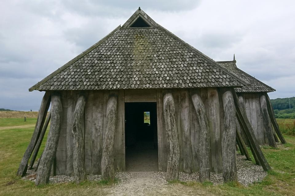 Дом викингов, Фюркат , 11 июля 2019, Дания