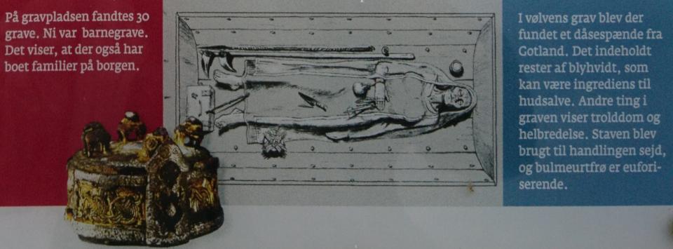 Погребенья викингов, Фуркат. Фото 11 июля 2019 г., Дания