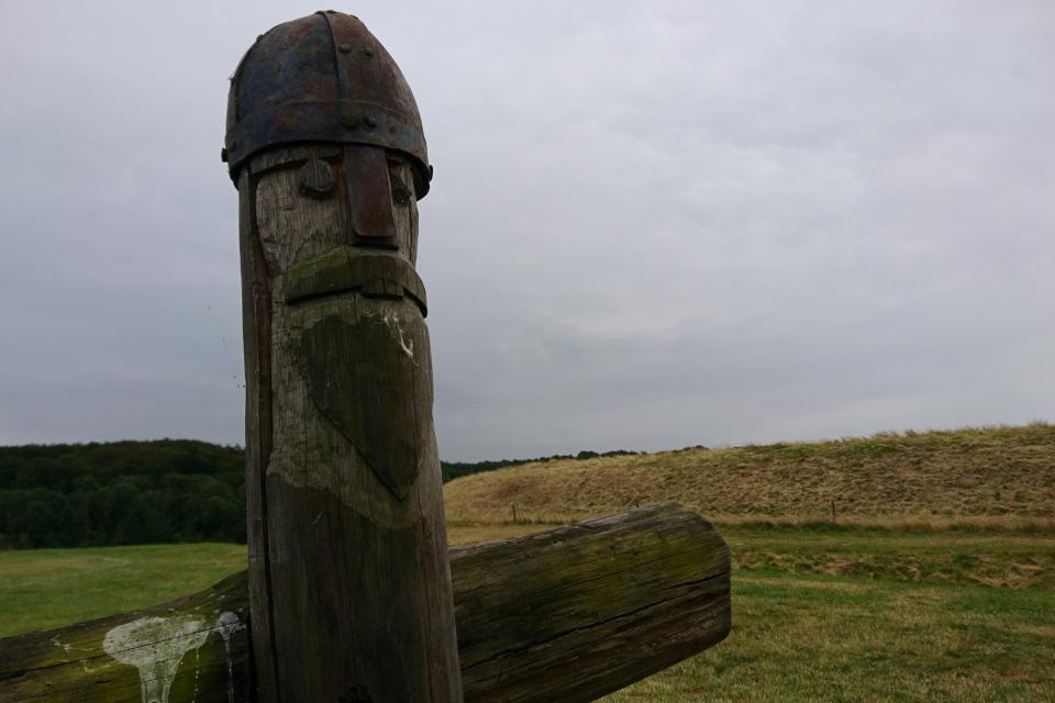 Дом викингов, Фуркат, 11 июля 2019 г., Дания