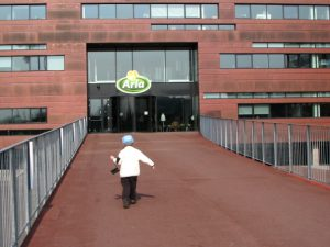 Arla в Дании