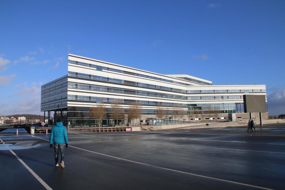 Орхус, Navitas - 22 января 2021, Дания