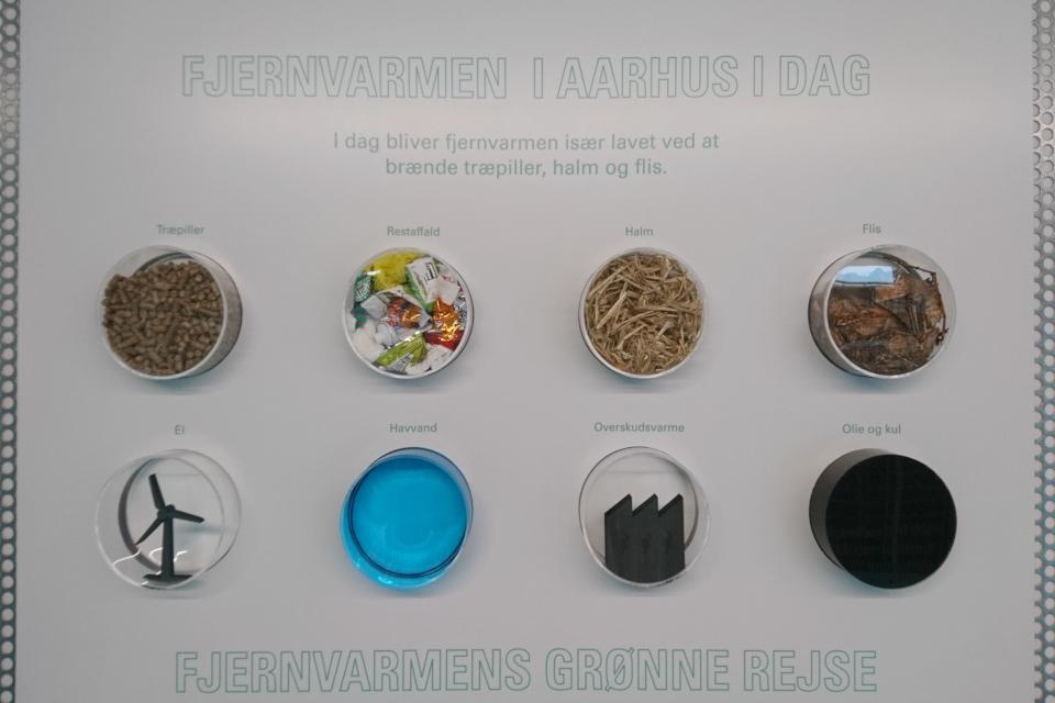 Тепло из морской воды и мусора, Maskinrummet, 22янв21