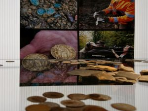 Клад монет Урхой