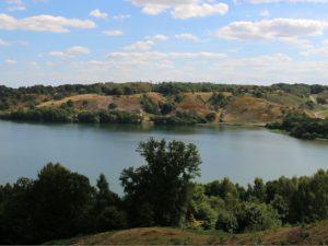 Озеро Хальд
