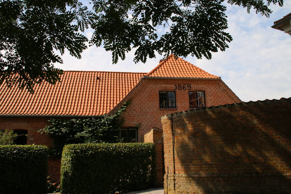 Хозяйственная постройка 1869 года, Moesgaard