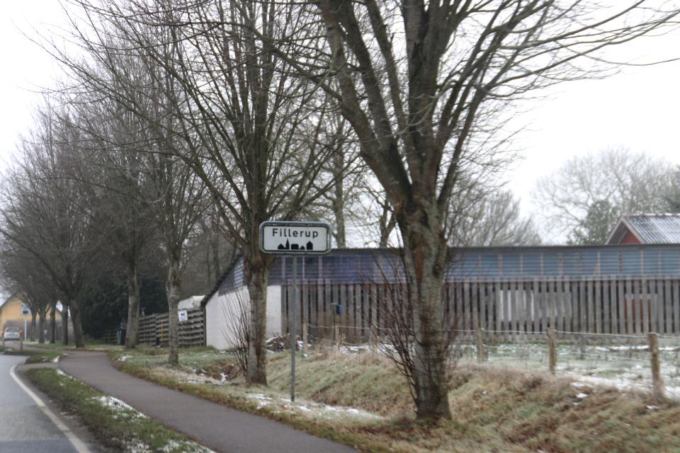 Fillerup, Дания. 1 фев. 2021