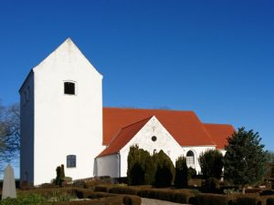 Церковь Нёлев