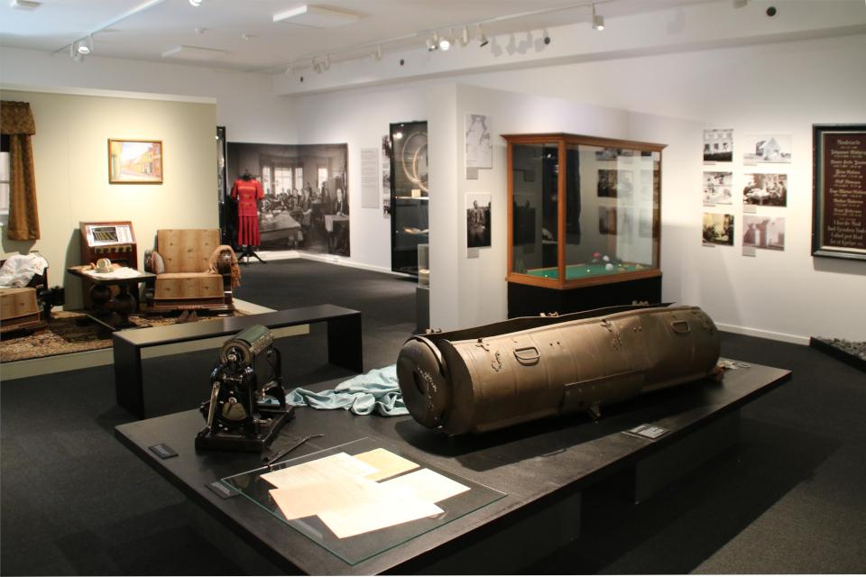 Движение сопротивления, Дания. Музей Скиве. Фото 13 авг. 2020