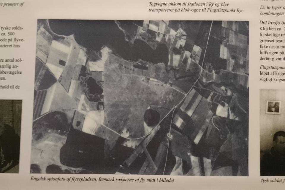 Фотография военного аэродрома