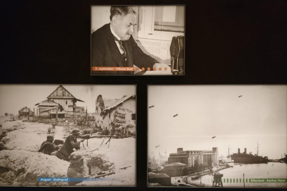 Движение сопротивления Дании. Музей оккупации. 18 нояб. 2020