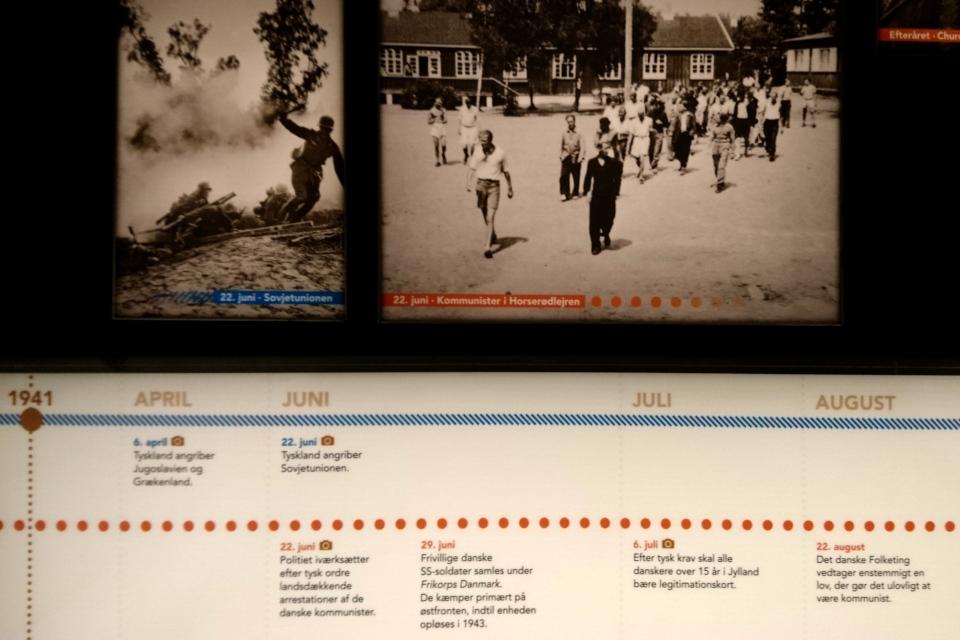 Коммунисты. Музей оккупации Дании в Орхусе. 18 нояб. 2020