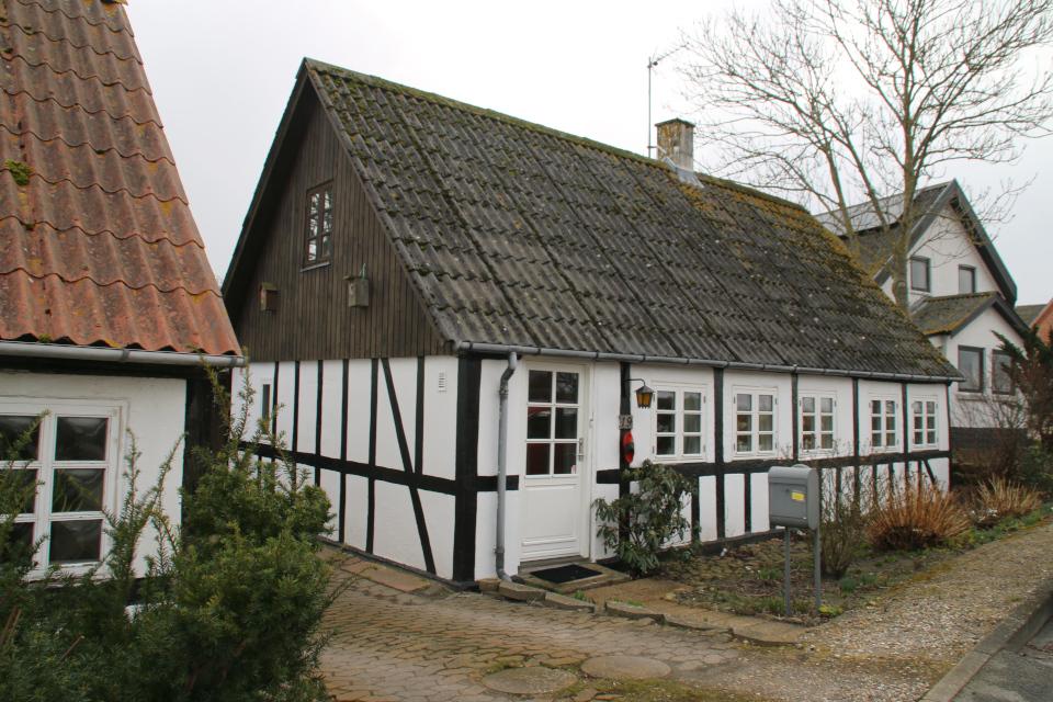 Деревянные башмаки. Ольструп / Ålstrup, Дания. 14 мар. 2021