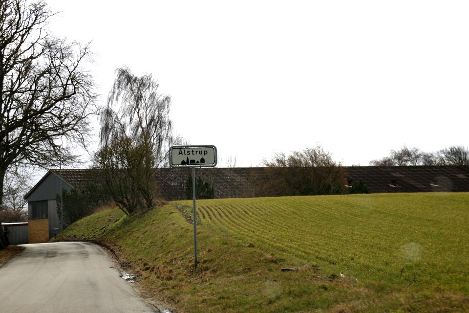 Åлструп / Ольструп, Дания. 14 мар. 2021