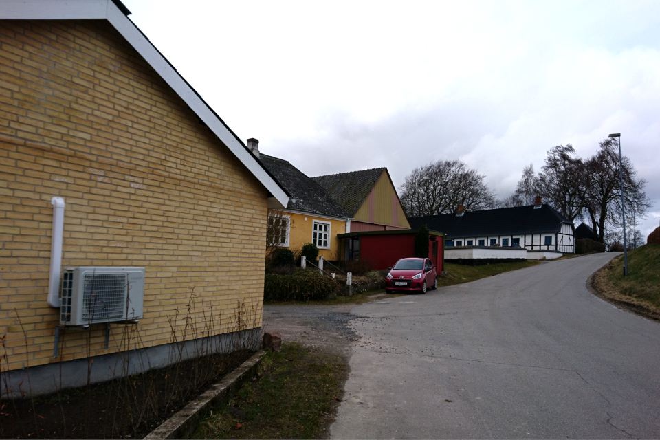 Ольструп / Ålstrup, Дания. 14 мар. 2021