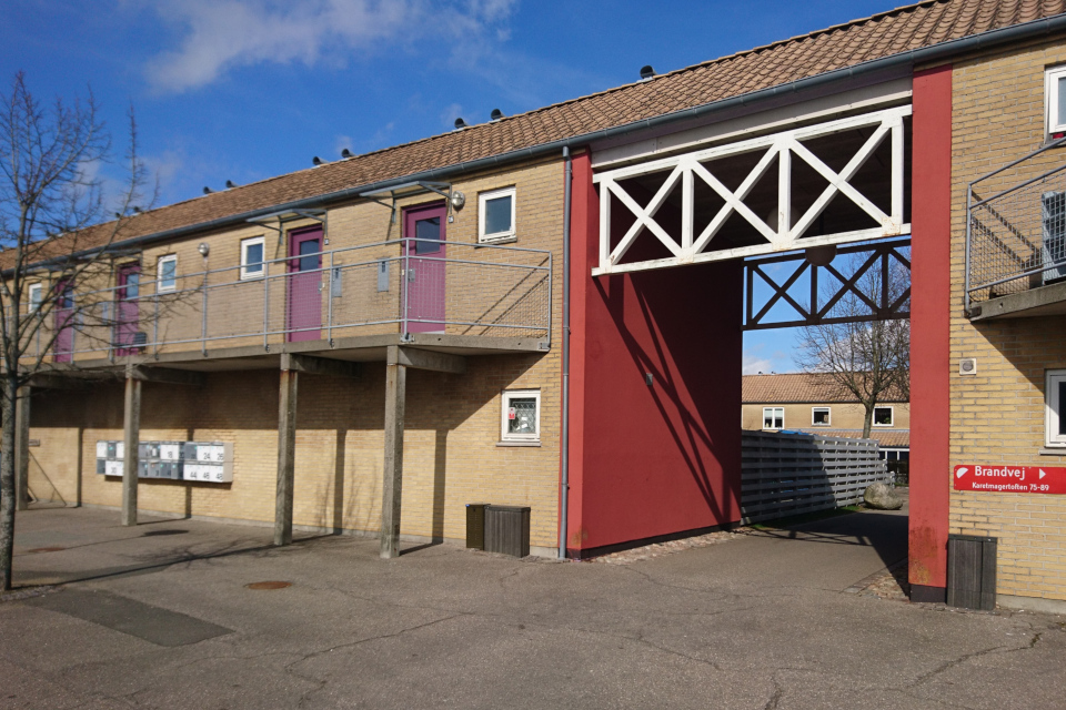 Жилищный комплекс Håndværkeparken, Дания. 30 мар. 2021