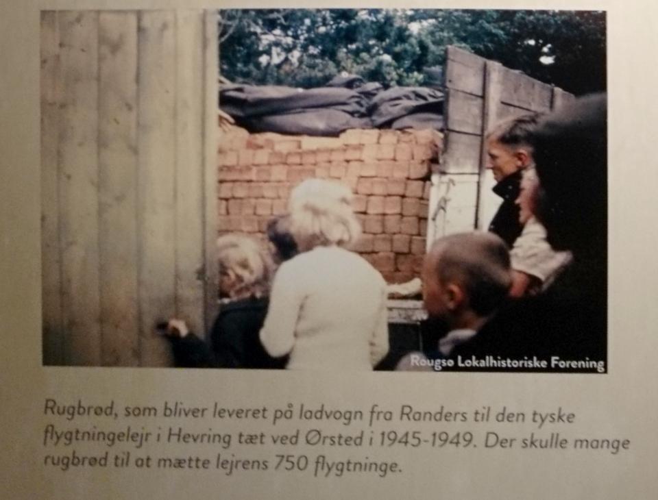 Беженцы. Выставка оккупации Дании в музее Грено. 12 сент. 2020