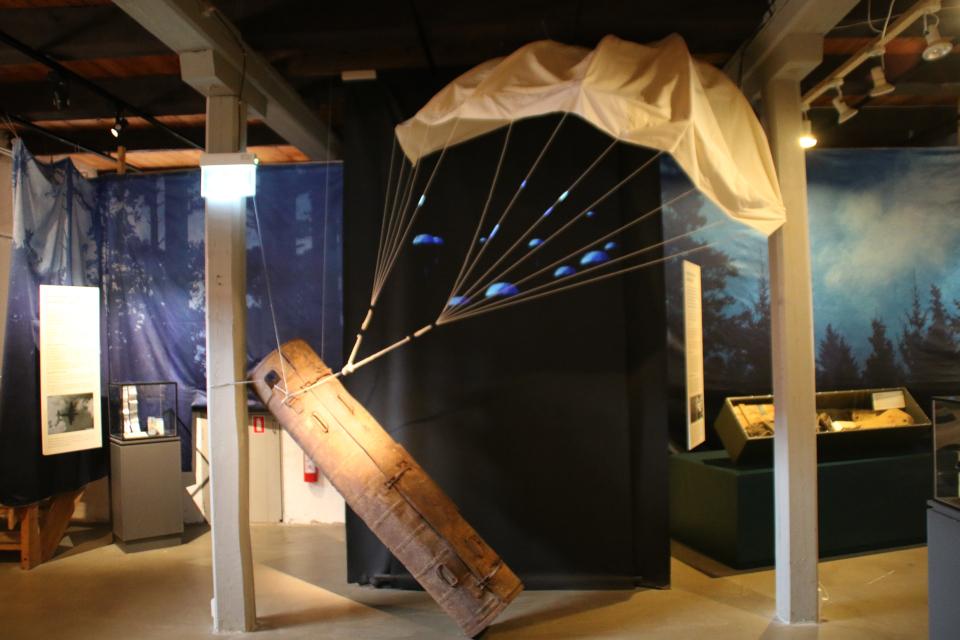 Движение Сопротивления. Выставка оккупации Дании в музее Грено. 12 сент. 2020