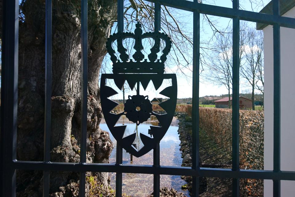 Поместье Майлгорд (Meilgaard gods). 25 апр. 2021, Глесборг, Дания