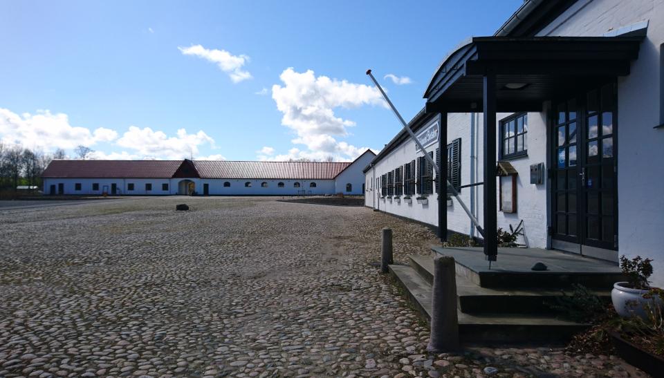 Постоялый двор. Поместье Майлгорд (Meilgaard gods). 25 апр. 2021, Глесборг, Дания
