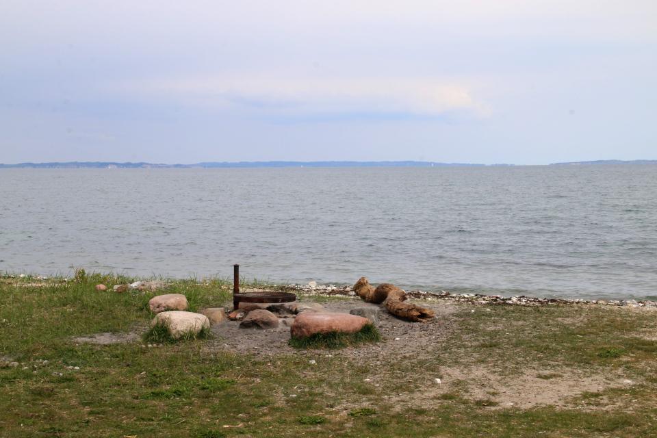 Берег Мариендаль, Mariendal Strand, Дания. 30 апр. 2021