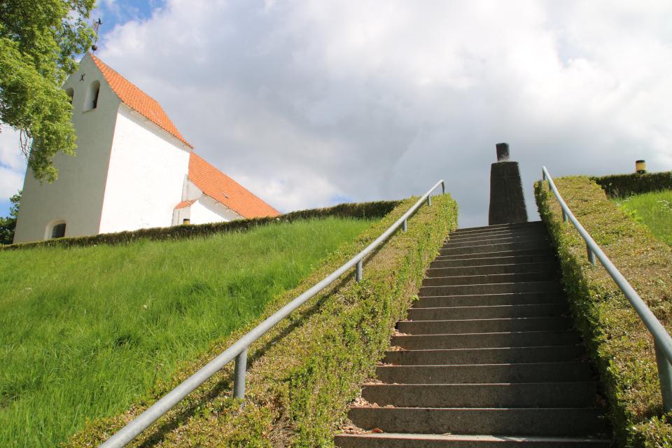 Церковь Асмильд. Фото 2 июн. 2021, г. Виборг, Дания