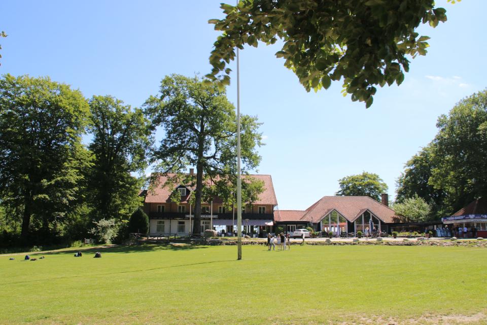 Гостиница Химмельберг (Himmelbjerget), Рю, Дания. 16 июн. 2021