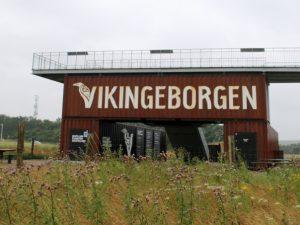 Крепость викингов Боргринг