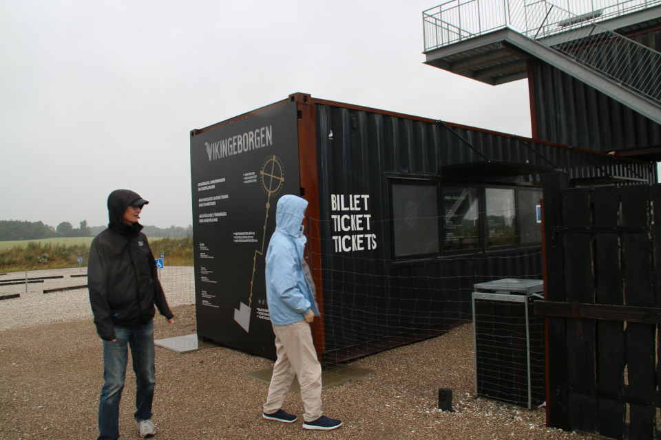 Музей в контейнерах. Леллинге / Кёге, Дания. Фото 10 июл. 2021