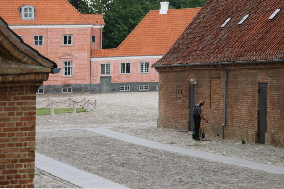 Мосгорд, Moesgaard, Дания. Фото 2 июл. 2021