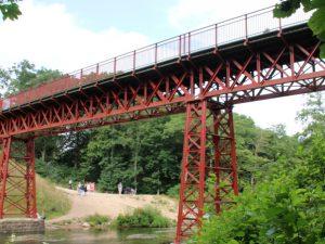 Открытый заново мост