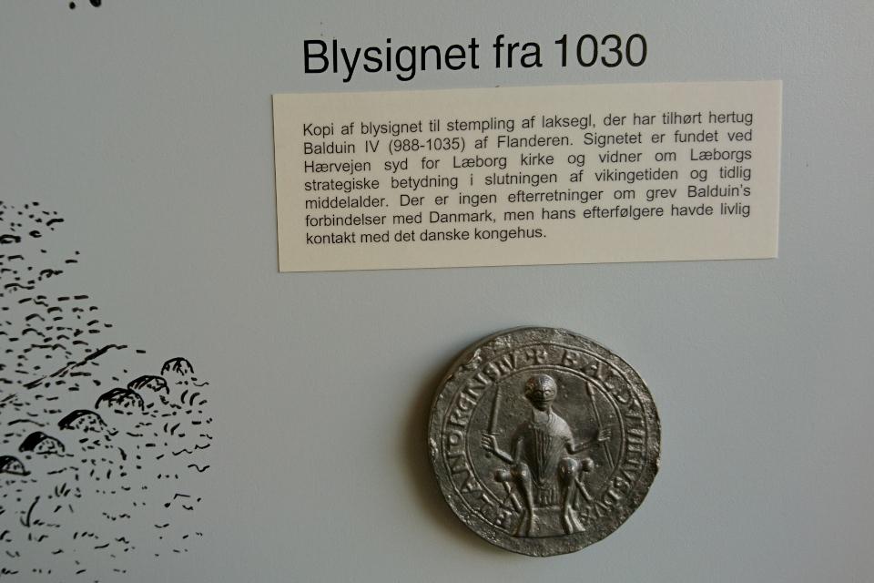 Археология, гольф-поле Вайен (Vejen Golfbane), Дания. Фото 28 июля 2021