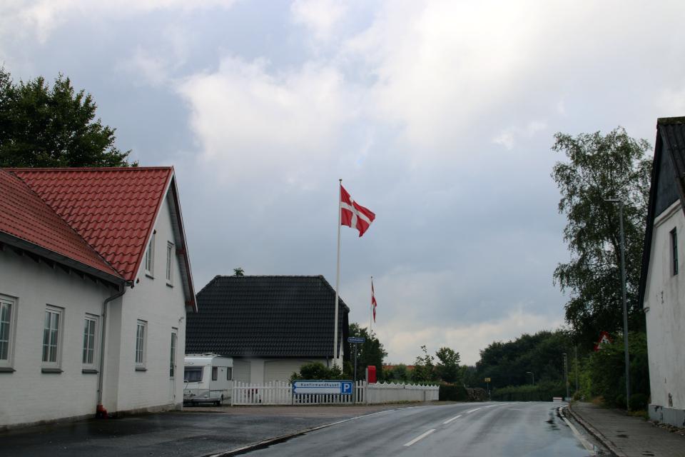 Лэборг (Læborg), Дания. Фото 28 июля 2021