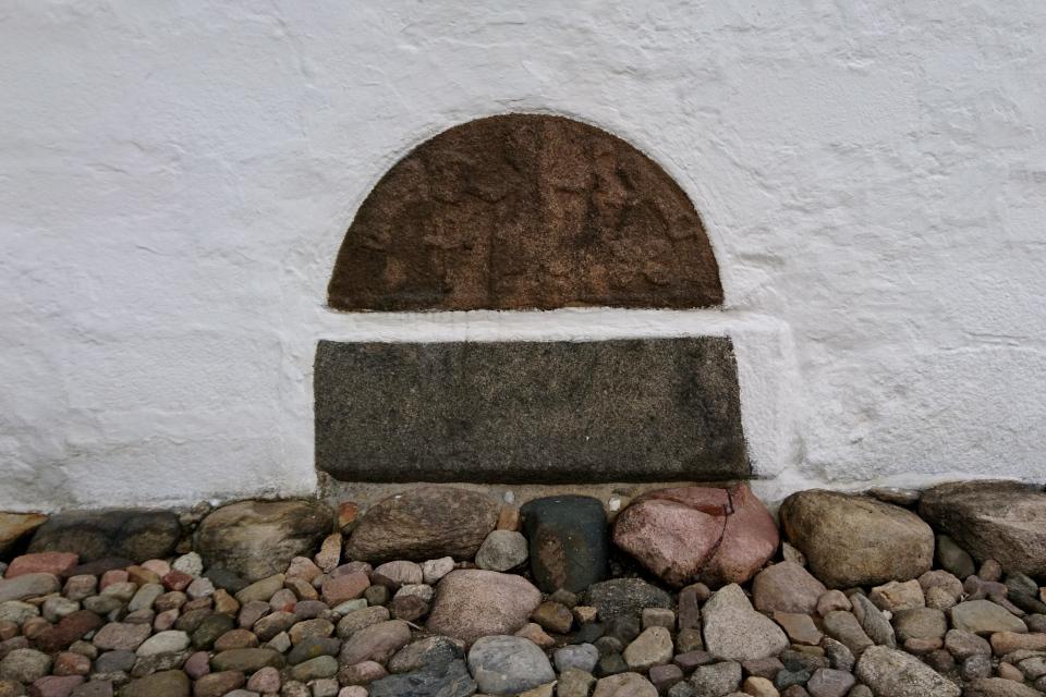 Церковь Бэкке (Bække Kirke), Дания. 28 июля 2021