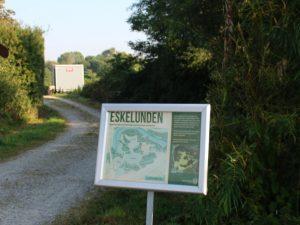 Археологические раскопки Эскелунден