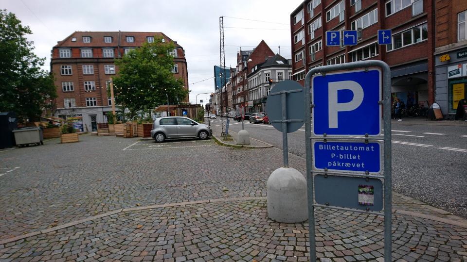 Вестербро Торв Орхус (Vesterbrotorv Aarhus), Дания. Фото 18 сент. 2021