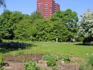 Городские огороды Марселисборг