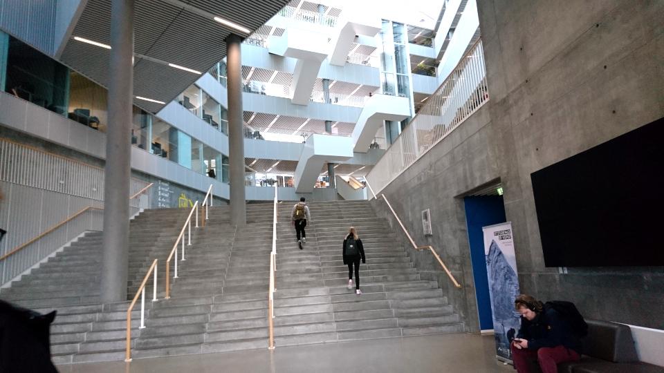 Navitas. Орхус, Дания 29 сентября 2021