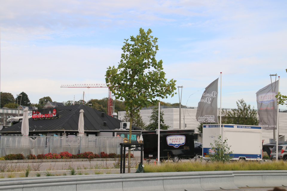 Havnens Perle. Орхус Доклендс (Aarhus Ø), Дания 29 сентября 2021