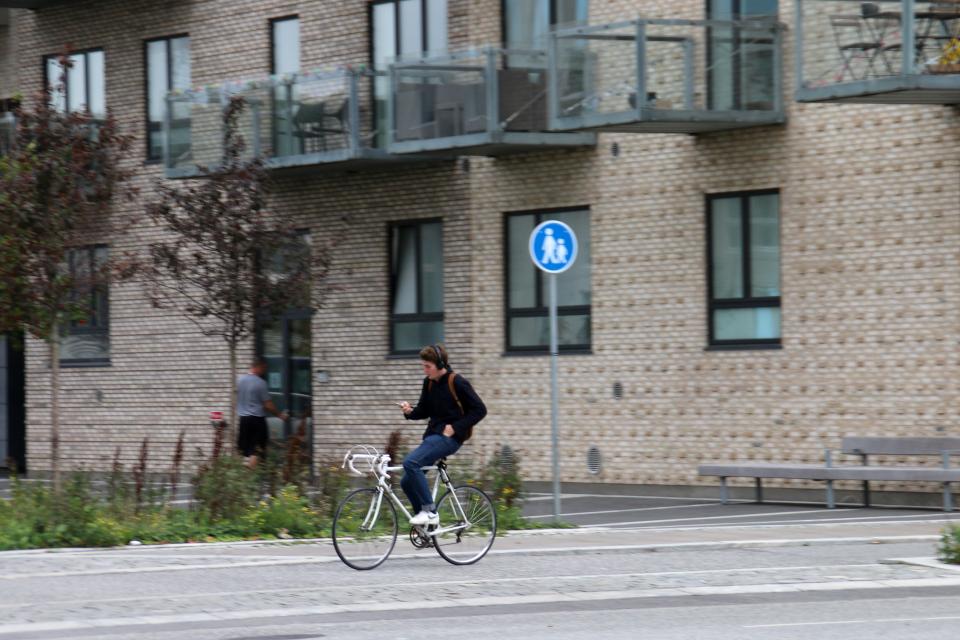 Орхус Доклендс (Aarhus Ø), Дания 29 сентября 2021
