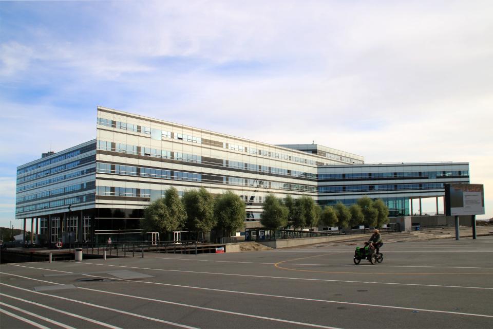 Navitas. Орхус Доклендс (Aarhus Ø), Дания 29 сентября 2021