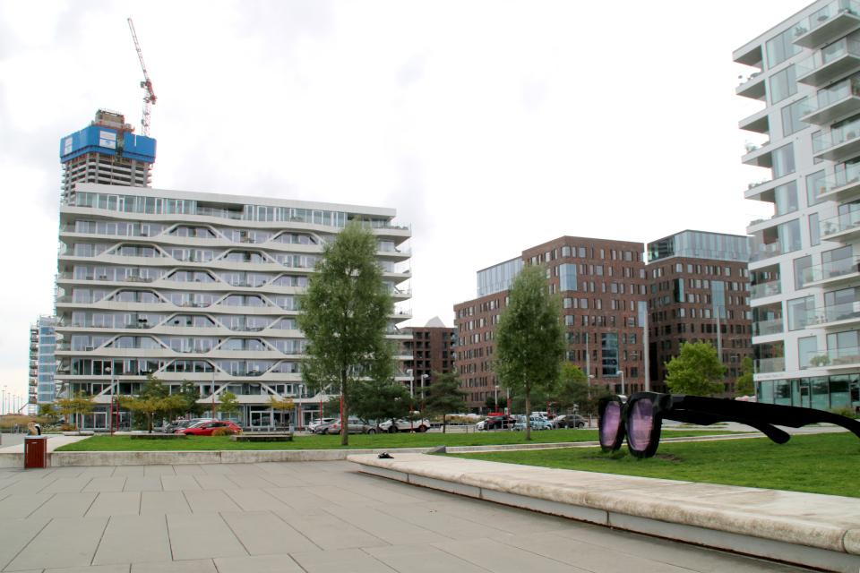 Розовые очки. Орхус Доклендс 29 сентября 2021 (Aarhus Ø), Дания