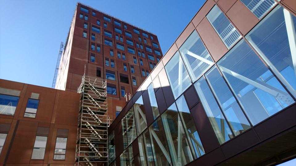Форум - день открытых дверей (Forum - Åbent Hospital), Университетская больница Орхус, Дания. Фото 5 сент. 2021