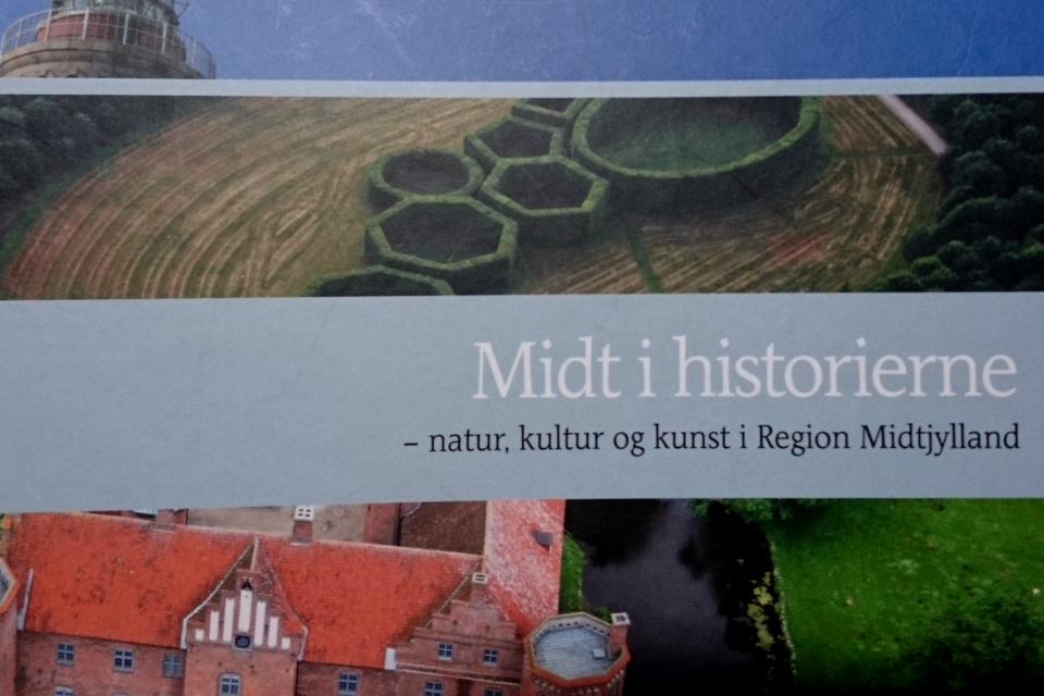 """Midt i historierne Region Midtjylland - natur, kultur og kunst i Region Midtjylland"", 2010"