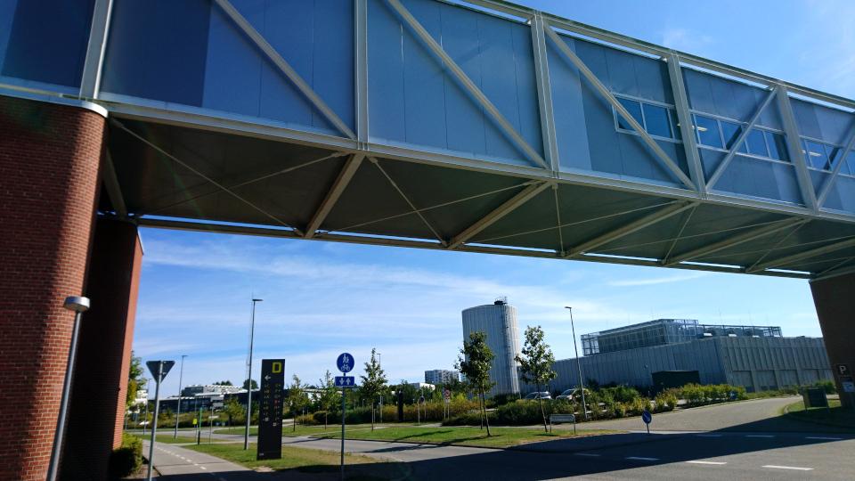 Университетская больница Орхус, Дания. Фото 5 сент. 2021