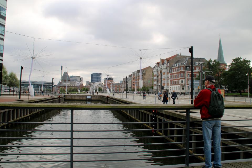 Северный порт Орхус, Дания. 29 авг. 2021