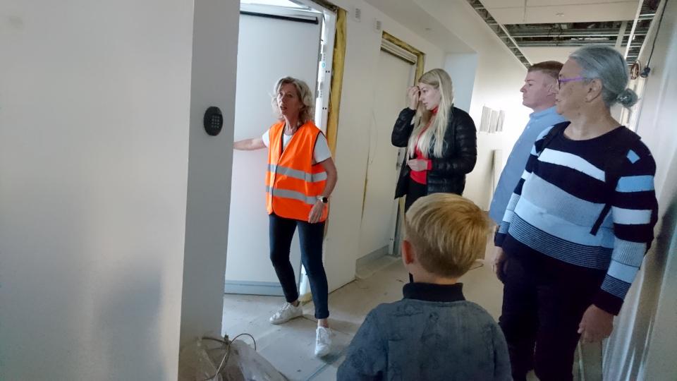 Patienthotel. Форум - день открытых дверей (Forum - Åbent Hospital), Университетская больница Орхус, Дания. Фото 5 сент. 2021