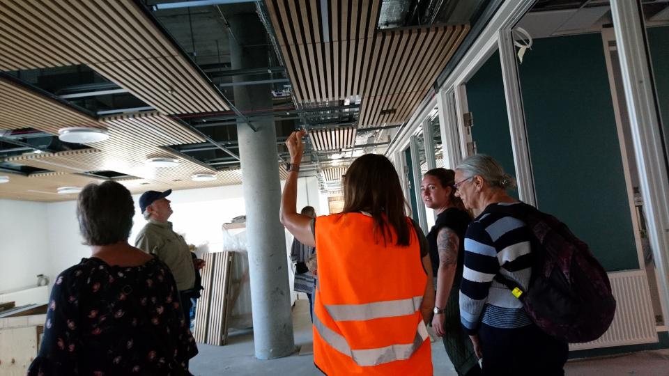 Диабетический центр. Форум - день открытых дверей (Forum - Åbent Hospital), Университетская больница Орхус, Дания. Фото 5 сент. 2021