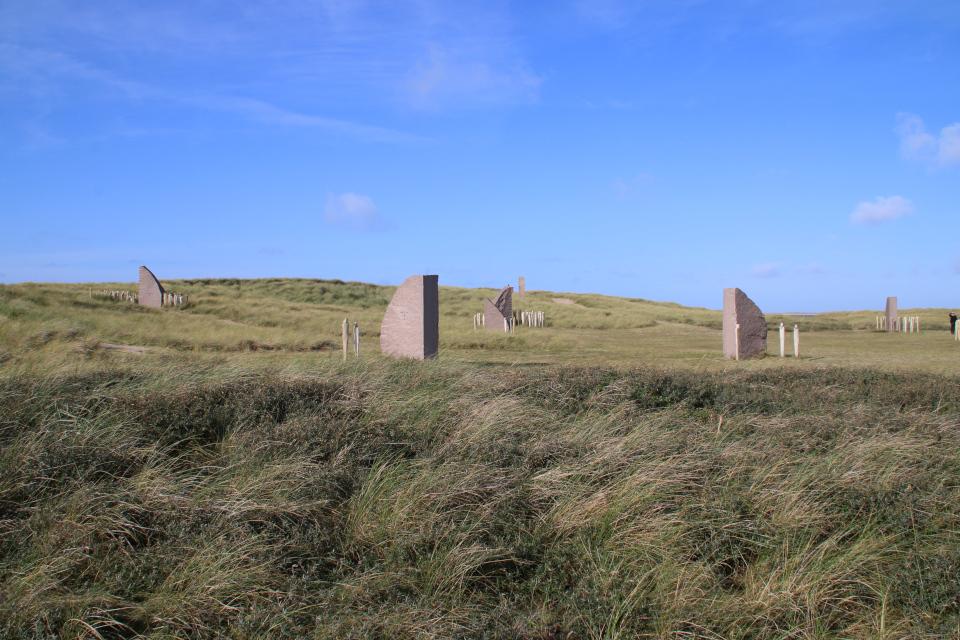 Мемориальный парк Тюборён (Mindeparken for Jyllandsslaget), Дания. Фото 25 сент. 2021