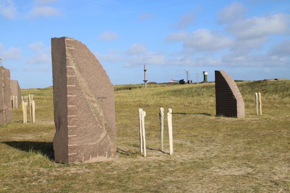 SMS Elbing 4. Мемориальный парк Тюборён (Mindeparken for Jyllandsslaget), Дания. Фото 25 сент. 2021